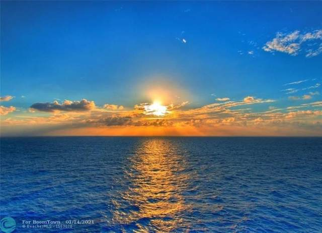 2100 S Ocean Lane #311, Fort Lauderdale, FL 33316 (MLS #F10266595) :: Berkshire Hathaway HomeServices EWM Realty