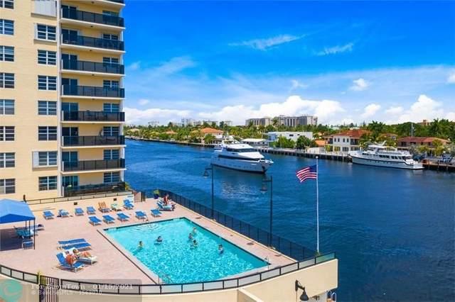 5100 Dupont Blvd 5M, Fort Lauderdale, FL 33308 (MLS #F10266601) :: Green Realty Properties