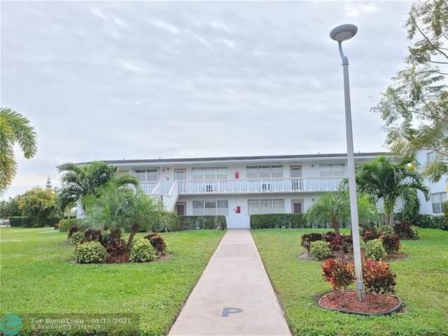 356 Markham P #356, Deerfield Beach, FL 33442 (MLS #F10266603) :: Patty Accorto Team