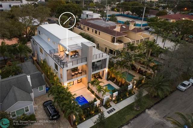 1214 NE 1st Street A, Fort Lauderdale, FL 33301 (MLS #F10266647) :: Patty Accorto Team