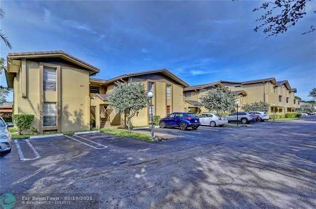 11101 Royal Palm Blvd #205, Coral Springs, FL 33065 (MLS #F10266648) :: Berkshire Hathaway HomeServices EWM Realty