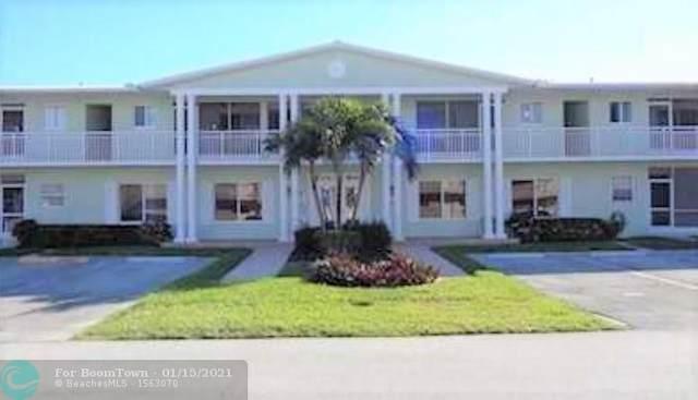 2100 NE 38th St #242, Lighthouse Point, FL 33064 (MLS #F10266666) :: Castelli Real Estate Services