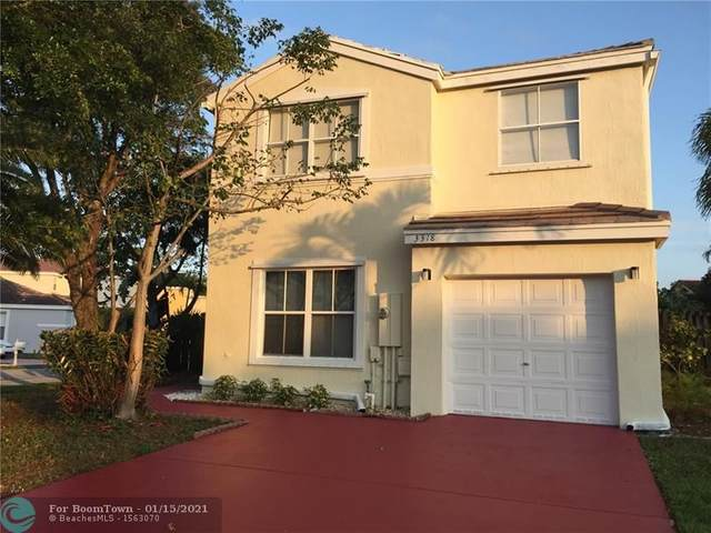 3318 Indian Key Blvd, Margate, FL 33063 (#F10266693) :: The Reynolds Team/ONE Sotheby's International Realty
