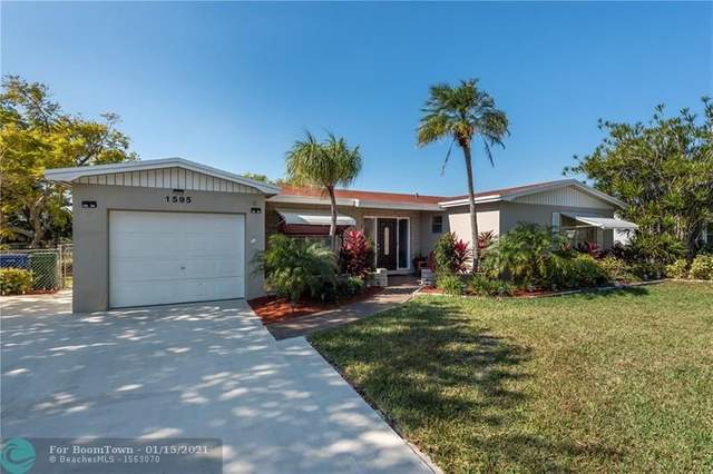 1595 NW 66th Ave, Margate, FL 33063 (MLS #F10266695) :: Laurie Finkelstein Reader Team