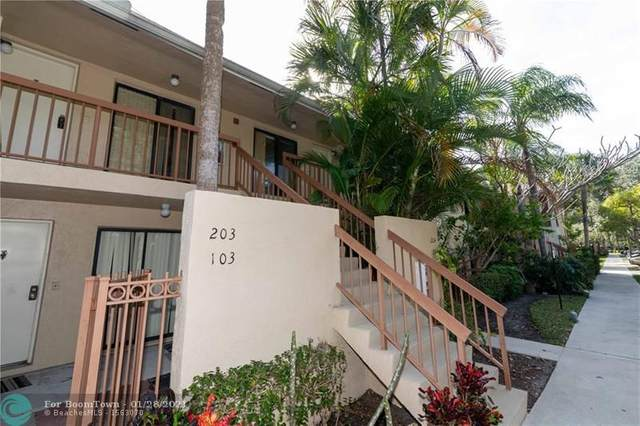 3939 NE 5th Ave C204, Boca Raton, FL 33431 (MLS #F10266719) :: Green Realty Properties