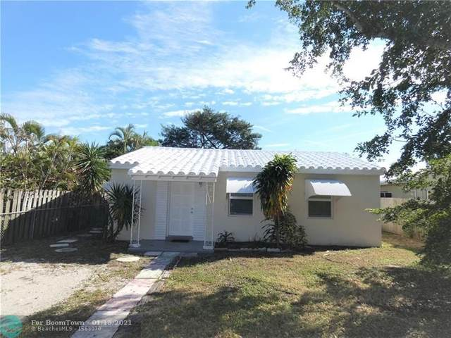 1436 NE 1st Ave, Fort Lauderdale, FL 33304 (MLS #F10266732) :: THE BANNON GROUP at RE/MAX CONSULTANTS REALTY I