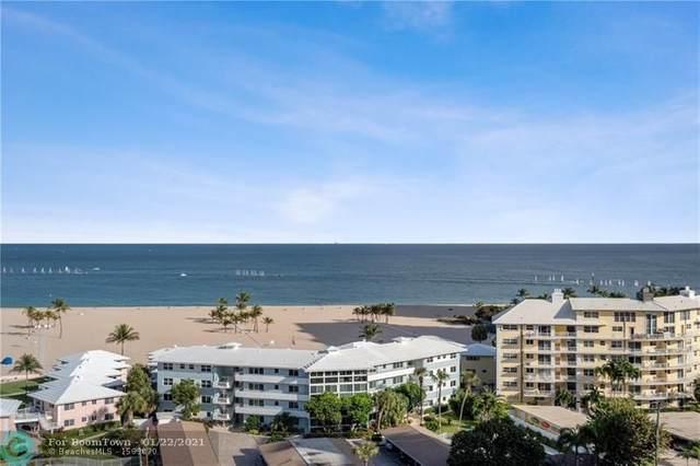 1900 S Ocean Dr #1209, Fort Lauderdale, FL 33316 (MLS #F10266737) :: Berkshire Hathaway HomeServices EWM Realty