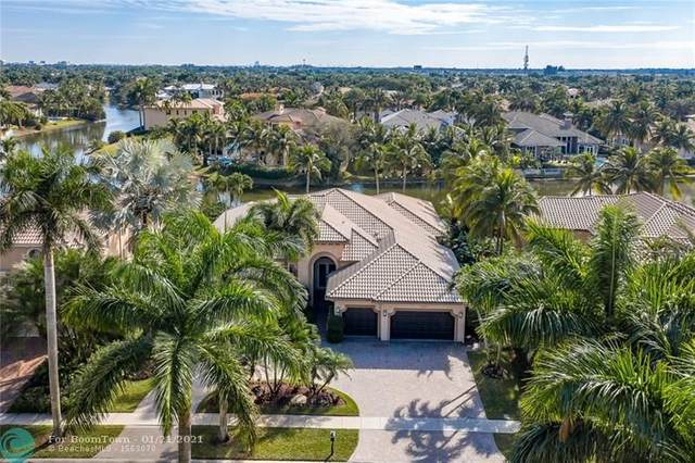 10752 Hawks Vista St, Plantation, FL 33324 (MLS #F10266745) :: THE BANNON GROUP at RE/MAX CONSULTANTS REALTY I