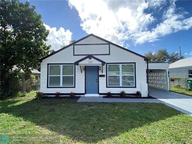 199 S Silver Beach Rd, Riviera Beach, FL 33403 (MLS #F10266793) :: Berkshire Hathaway HomeServices EWM Realty
