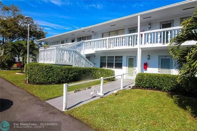 32 Newport B #32, Deerfield Beach, FL 33442 (MLS #F10266801) :: Berkshire Hathaway HomeServices EWM Realty