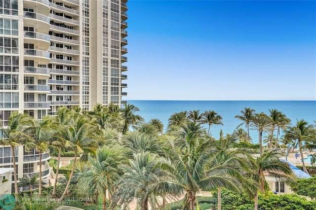 3100 N Ocean Blvd #803, Fort Lauderdale, FL 33308 (#F10266809) :: The Rizzuto Woodman Team