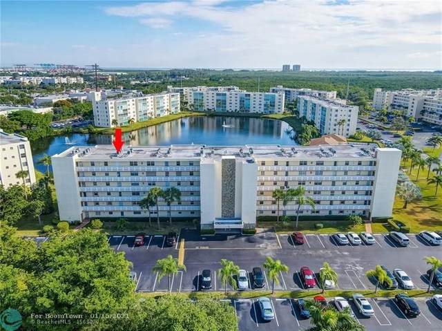 141 SE 3rd Ave #602, Dania Beach, FL 33004 (MLS #F10266814) :: Green Realty Properties