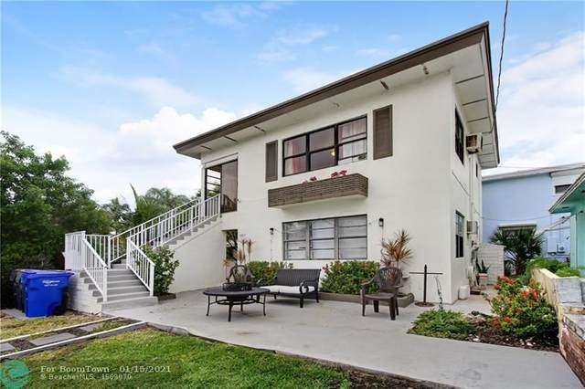 5907 N Ocean Drive, Hollywood, FL 33021 (MLS #F10266818) :: GK Realty Group LLC