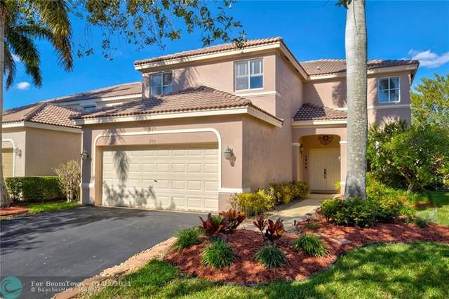 1774 Sycamore Ter, Weston, FL 33327 (MLS #F10266823) :: Berkshire Hathaway HomeServices EWM Realty