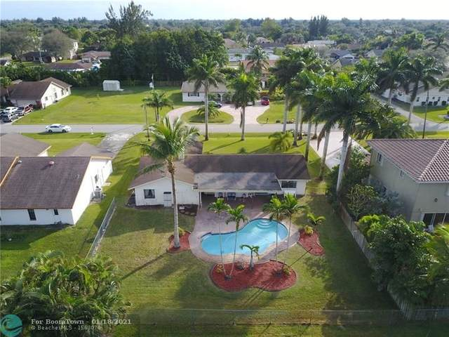11881 NW 27th Ct, Plantation, FL 33323 (MLS #F10266845) :: Berkshire Hathaway HomeServices EWM Realty