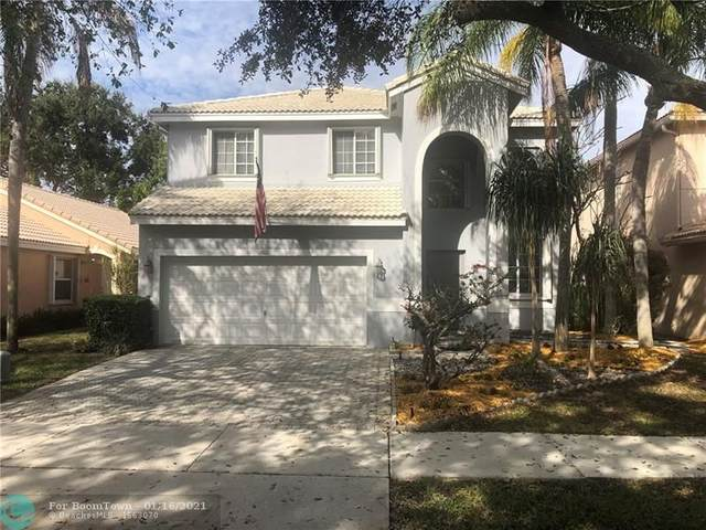 5111 Heron Ct, Coconut Creek, FL 33073 (MLS #F10266862) :: Berkshire Hathaway HomeServices EWM Realty