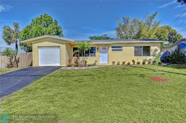 1691 NW 45th St, Oakland Park, FL 33309 (#F10266884) :: Exit Realty Manes Group