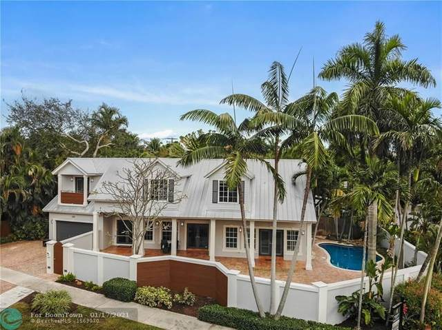 500 NE 17th Way, Fort Lauderdale, FL 33301 (MLS #F10266919) :: Castelli Real Estate Services