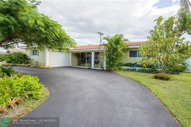 5706 NE 21ST DR, Fort Lauderdale, FL 33308 (MLS #F10266924) :: THE BANNON GROUP at RE/MAX CONSULTANTS REALTY I