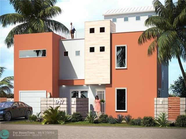 719 NE 17, Fort Lauderdale, FL 33304 (MLS #F10266930) :: Patty Accorto Team