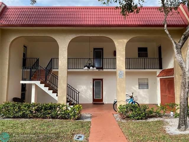 203 Lake Frances Dr #203, West Palm Beach, FL 33411 (MLS #F10266951) :: Green Realty Properties