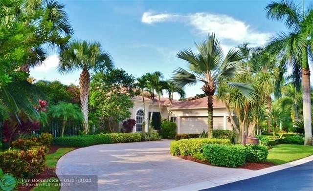 7838 Villa D Este Way, Delray Beach, FL 33446 (MLS #F10266956) :: Miami Villa Group