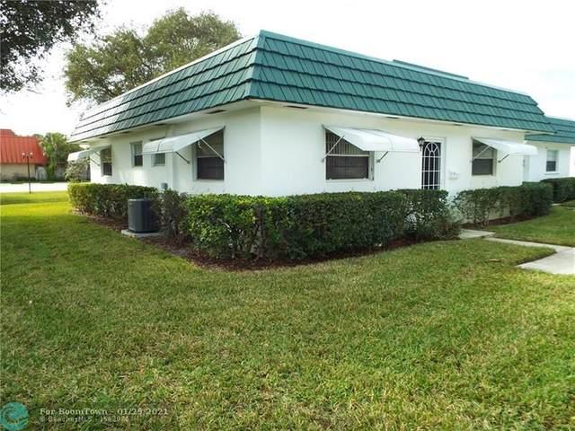 3200 Meridian Way #4, Palm Beach Gardens, FL 33410 (MLS #F10266957) :: Green Realty Properties