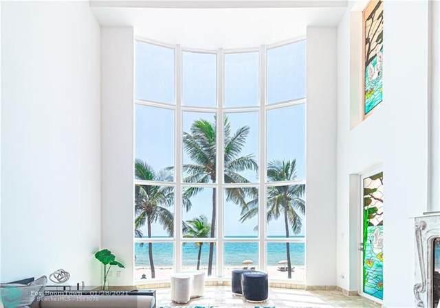 2160 N Ocean Blvd #2160, Fort Lauderdale, FL 33305 (MLS #F10266961) :: Green Realty Properties