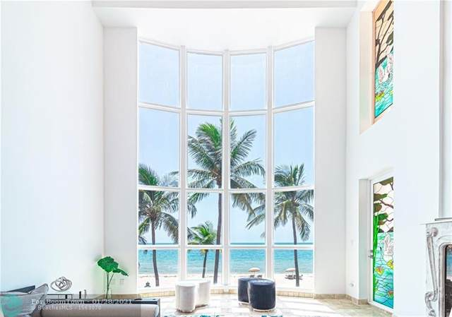 2160 N Ocean Blvd #2160, Fort Lauderdale, FL 33305 (#F10266961) :: Signature International Real Estate
