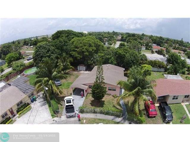 3491 NW 1st Ct, Lauderhill, FL 33311 (MLS #F10266962) :: Berkshire Hathaway HomeServices EWM Realty