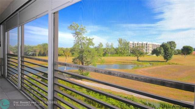 7400 Radice Ct #308, Lauderhill, FL 33319 (MLS #F10266963) :: Patty Accorto Team