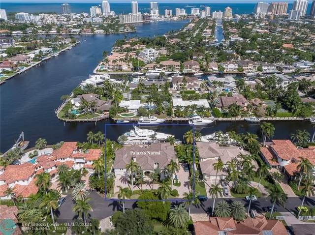 220 Nurmi Dr, Fort Lauderdale, FL 33301 (MLS #F10266981) :: Castelli Real Estate Services