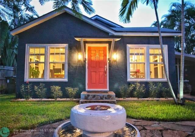 529 S Palmway, Lake Worth, FL 33460 (MLS #F10266991) :: Berkshire Hathaway HomeServices EWM Realty