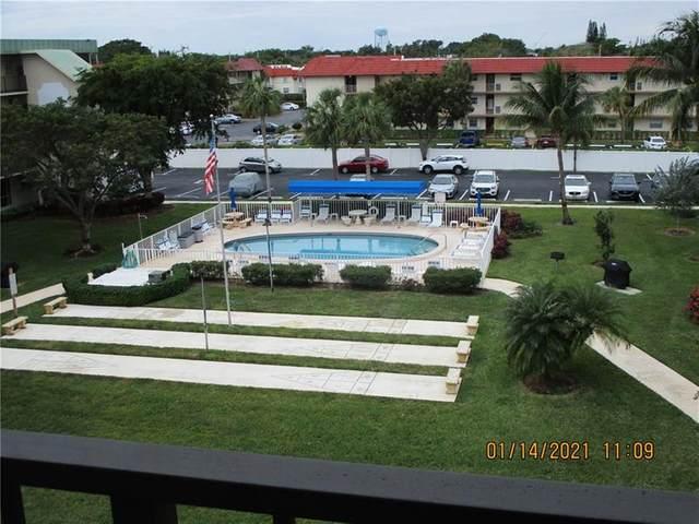 804 7 #403, Deerfield Beach, FL 33441 (MLS #F10267000) :: Green Realty Properties