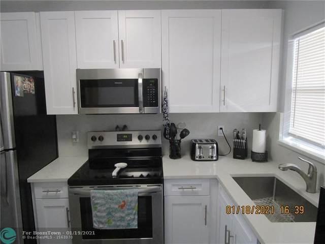 2871 E Sunrise Lakes Dr #311, Sunrise, FL 33322 (MLS #F10267013) :: Green Realty Properties