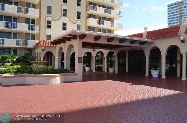 1912 S Ocean Dr 5D, Hallandale, FL 33009 (MLS #F10267031) :: Castelli Real Estate Services