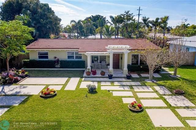 1900 NE 27th Dr, Wilton Manors, FL 33306 (MLS #F10267036) :: Berkshire Hathaway HomeServices EWM Realty