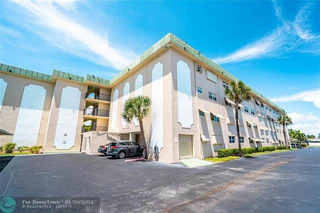 806 SE 7th St #207, Deerfield Beach, FL 33441 (MLS #F10267079) :: Green Realty Properties