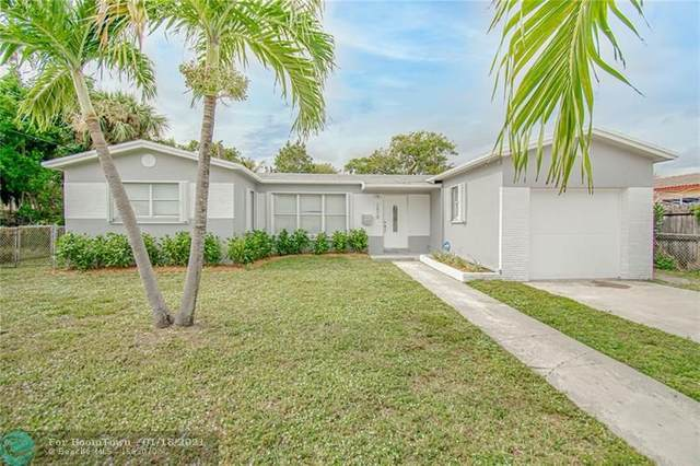 1510 S 24th Ct, Hollywood, FL 33020 (MLS #F10267085) :: Dalton Wade Real Estate Group