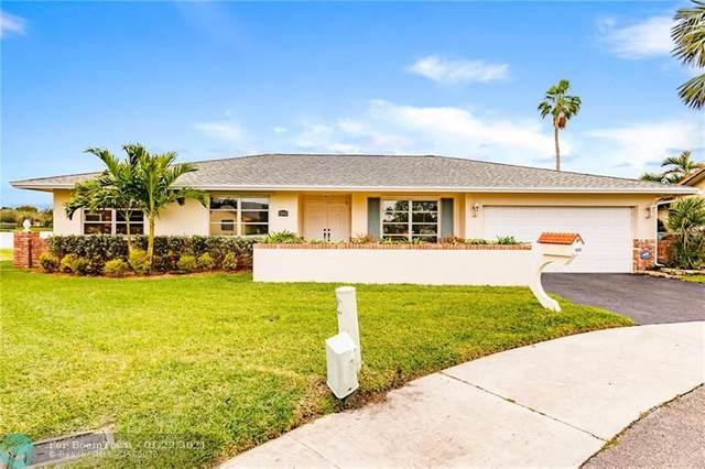 1840 NW 40th Ct, Oakland Park, FL 33309 (MLS #F10267098) :: Castelli Real Estate Services