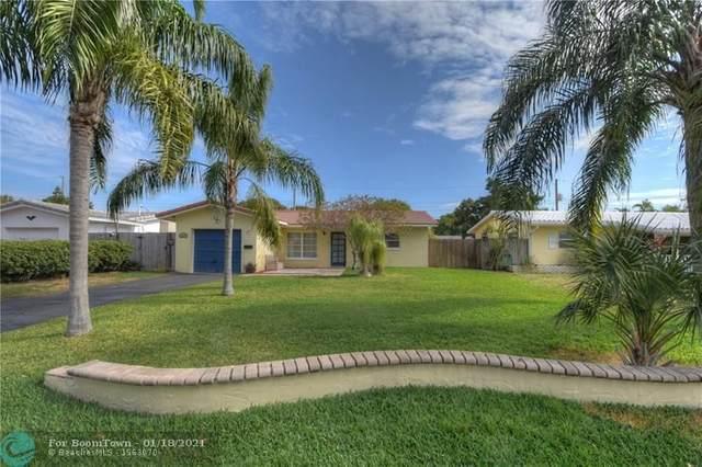 4460 NW 19th Way, Oakland Park, FL 33309 (MLS #F10267112) :: Green Realty Properties