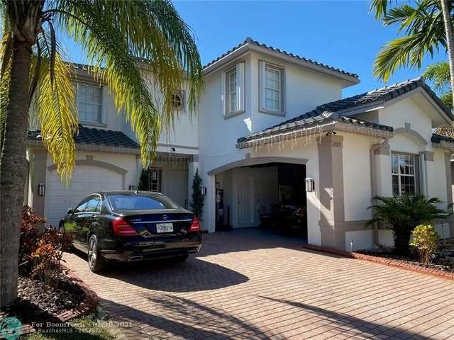 17414 SW 47th Ct, Miramar, FL 33029 (MLS #F10267120) :: Green Realty Properties