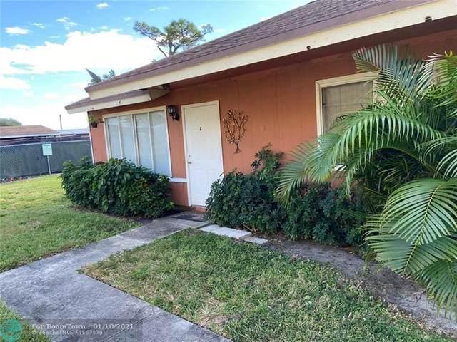 4898 Orleans Ct A, West Palm Beach, FL 33415 (MLS #F10267122) :: Castelli Real Estate Services