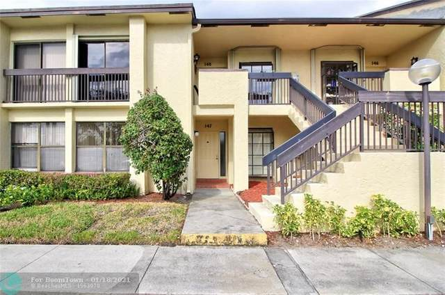 2011 SW 15th St #147, Deerfield Beach, FL 33442 (MLS #F10267124) :: Green Realty Properties