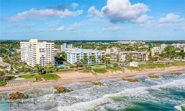 701 SE 21st Ave #305, Deerfield Beach, FL 33441 (MLS #F10267126) :: Castelli Real Estate Services