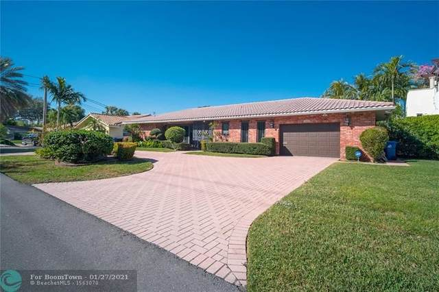 4005 NE 34th Ave, Fort Lauderdale, FL 33308 (MLS #F10267139) :: Castelli Real Estate Services