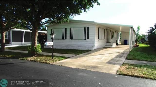 156 NW 51st St, Deerfield Beach, FL 33064 (#F10267140) :: Posh Properties