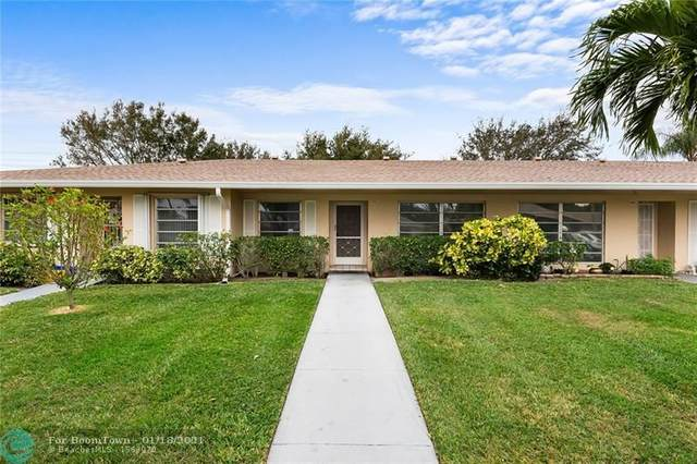 8734 Chevy Chase Dr #155, Boca Raton, FL 33433 (MLS #F10267142) :: Castelli Real Estate Services