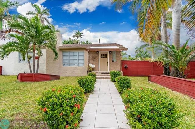 715 Hollywood Blvd, Hollywood, FL 33019 (MLS #F10267152) :: Miami Villa Group