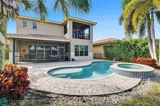 10555 NW 83RD CT, Parkland, FL 33076 (MLS #F10267172) :: THE BANNON GROUP at RE/MAX CONSULTANTS REALTY I